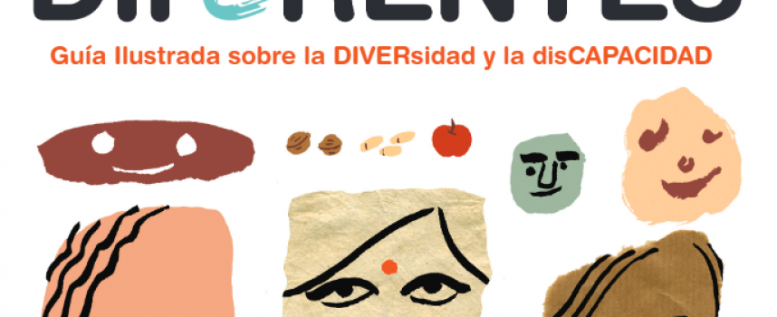 Guia ilustrada sobre la diversidad y discapacidad