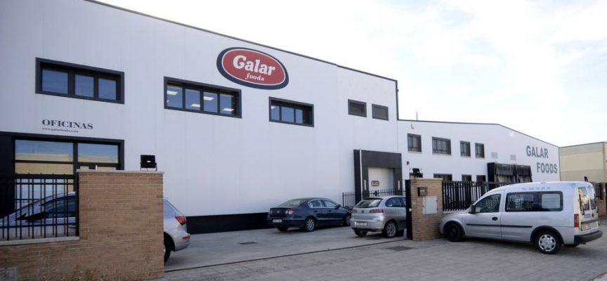 La ampliación de la nave de Cárnicas Galar creará empleos en Tafalla
