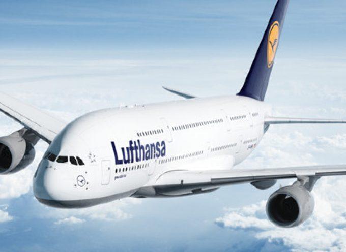 Lufthansa prevé contratar a más de 8.000 trabajadores en 2018