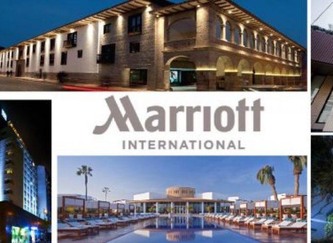 Más de 6.000 oportunidades de empleo en los hoteles Marritott