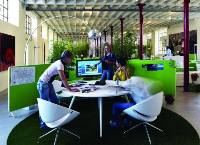 5 tips para emprender una oficina ecológica