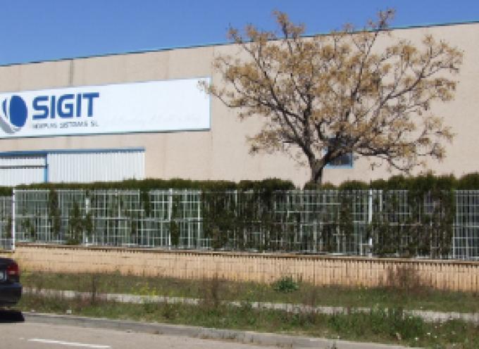 Sigit construirá una nueva fábrica en Calatayud y prevé crear 100 empleos