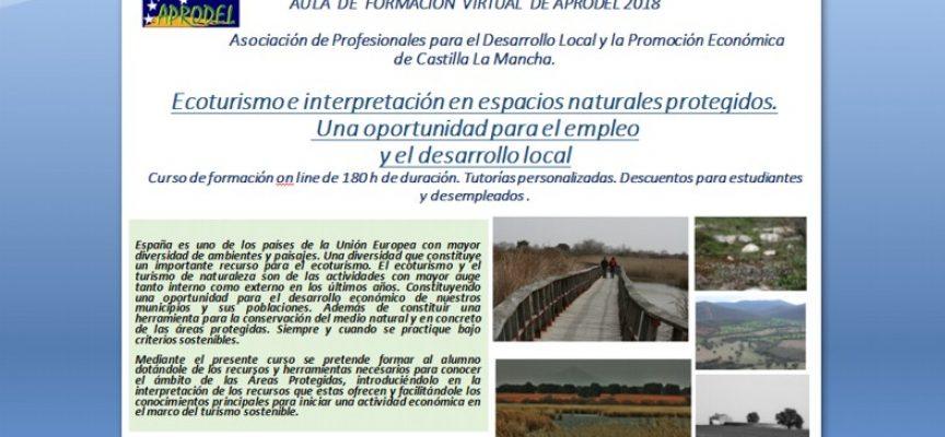 Curso: Ecoturismo e Interpretación en Espacios Naturales Protegidos. Una oportunidad para el empleo y el desarrollo local