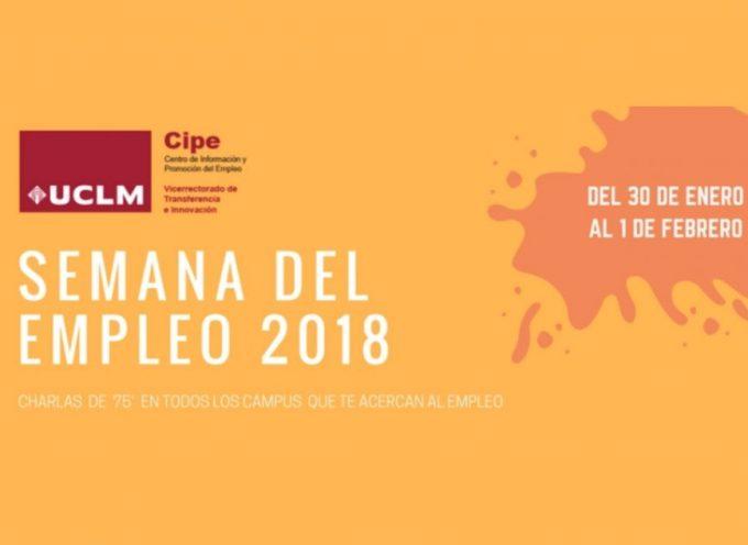 Semana del empleo UCLM 2018