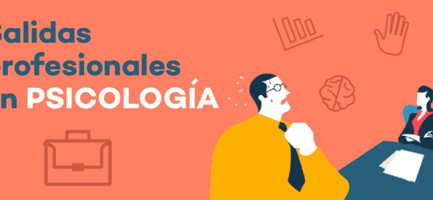SALIDAS PROFESIONALES EN PSICOLOGÍA