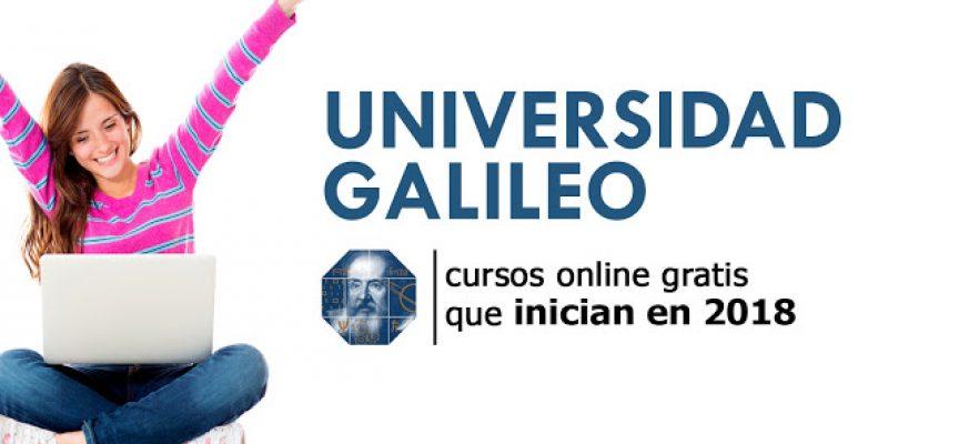 Cursos Online Gratis De La Universidad Galileo Para 2018