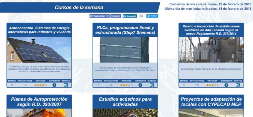 Programa de formación online para crear nuevas oportunidades laborales en el ámbito de la Ingeniería