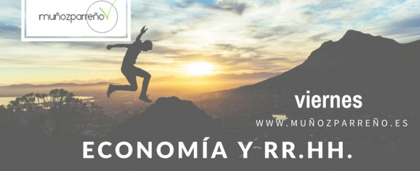 #economía #rrhh | artículos que se publican de manera habitual los viernes