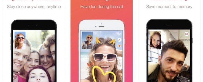 JusTalk, una sencilla aplicación de videollamadas con chat incorporado