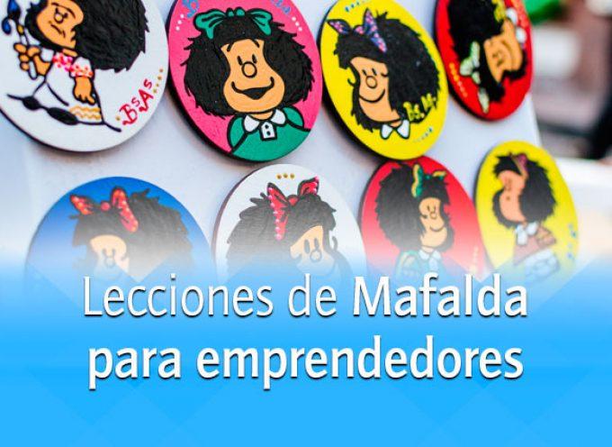 Las lecciones de Mafalda para emprendedores