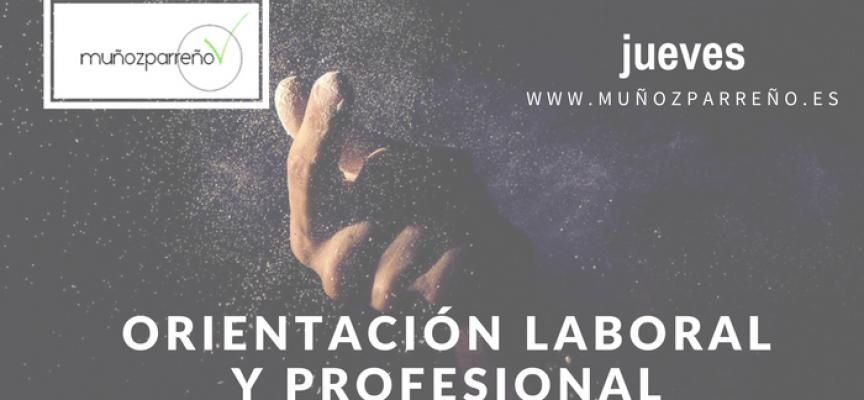 #orientación #laboral y #profesional | Artículos que se publican los jueves de manera habitual.