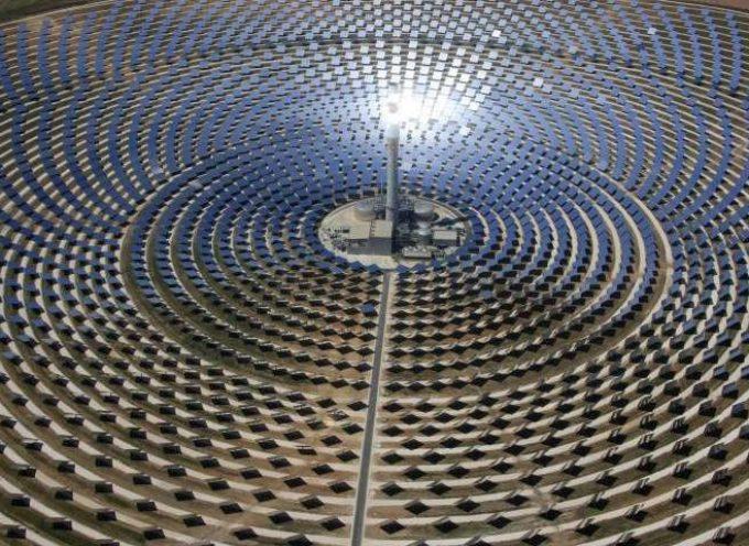 1.000 empleos en la construcción de la Planta Solar más grande de Europa