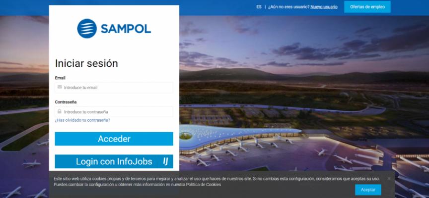 Sampol busca profesionales de la construcción en varias localidades