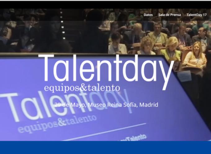 Equipos&Talento abre las inscripciones de su Talent Day 2017 – 29 DE MAYO DE 2018