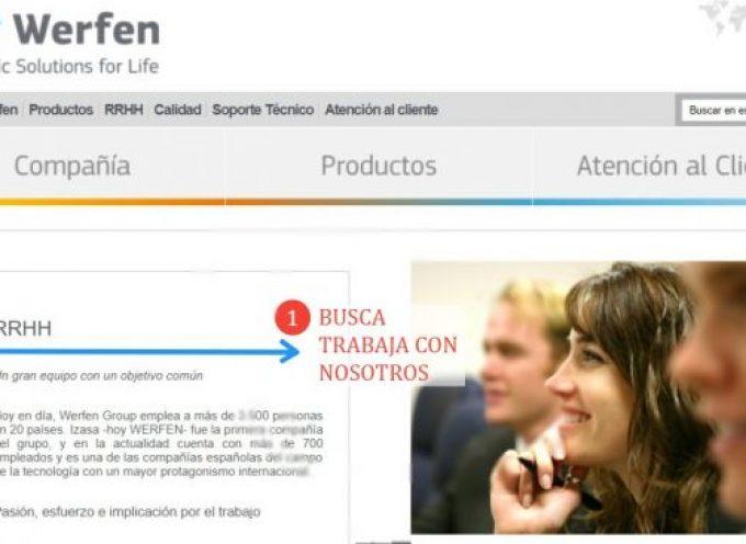 WERFEN crea empleo con la apertura de su nuevo centro logístico #Cuenca