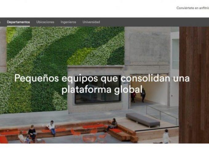 Airbnb: oportunidades de empleo y prácticas