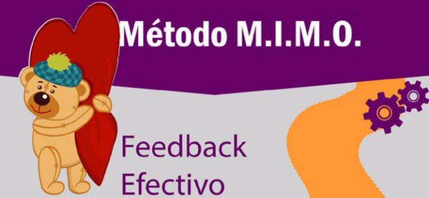 Método M.I.M.O.: Feedback Efectivo