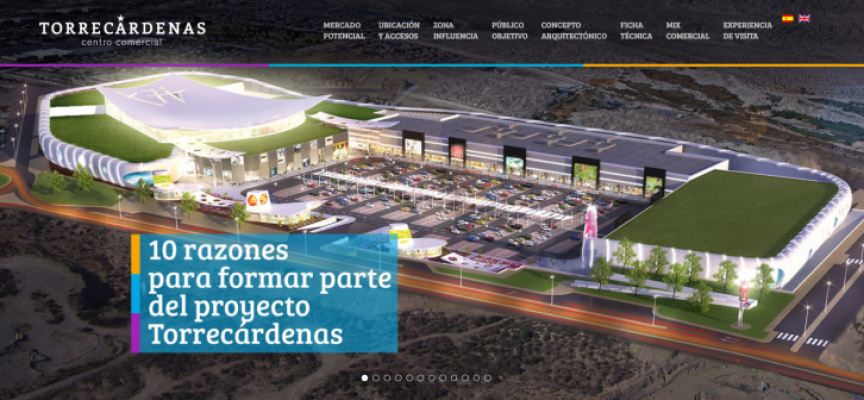 Centro Comercial Torrecárdenas creará 2000 empleos