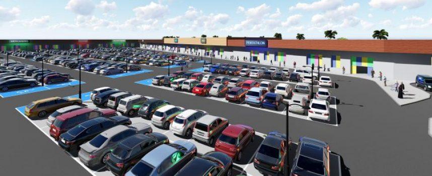 El nuevo parque comercial de Lepe creará mas de 300 puestos de trabajo