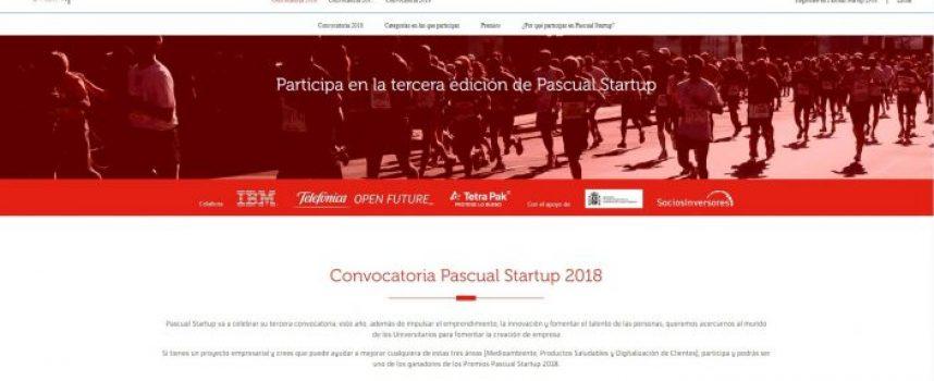 Pascual Startup presenta una nueva edición de su programa de emprendedores