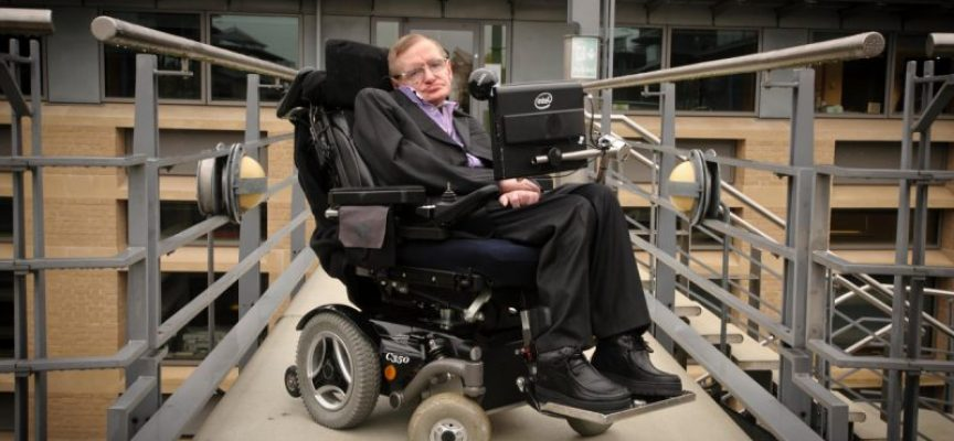 Recursos para trabajar la figura de Stephen Hawking en el aula