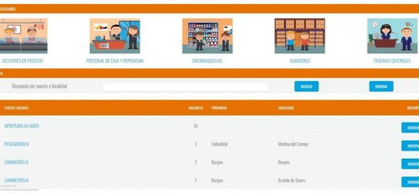 Supermercados Lupa selecciona personal para su nuevo centro de Haro