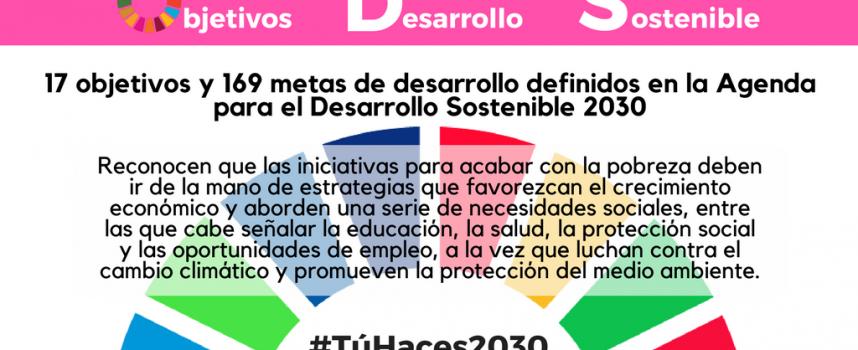 #TúHaces2030: Invirtiendo en el futuro que queremos con los ODS