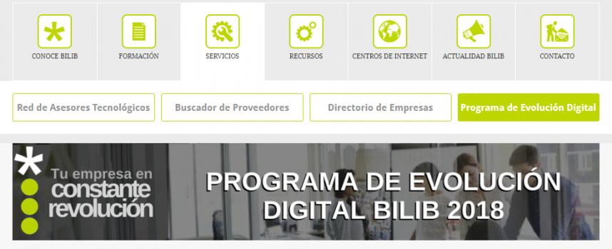 Programa de Evolución Digital 2018 – #Albacete #Guadalajara | Gracias a @bilib_CLM