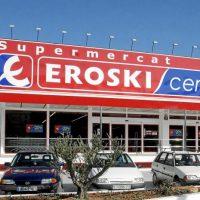622 puestos de trabajo para Eroski en almacén, caja y secciones en Mallorca