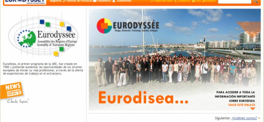 Prácticas remuneradas en otros países de Europa a través del programa Eurodisea