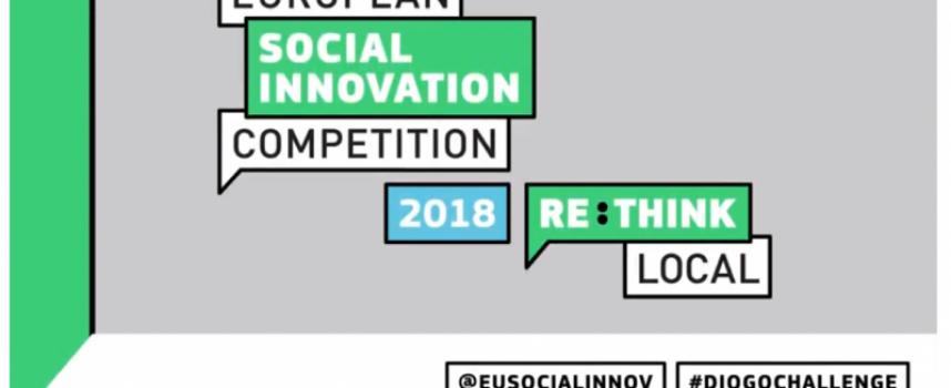 Ya está en marcha el Concurso Europeo de Innovación Social 2018 | Plazo 27 de abril de 2018