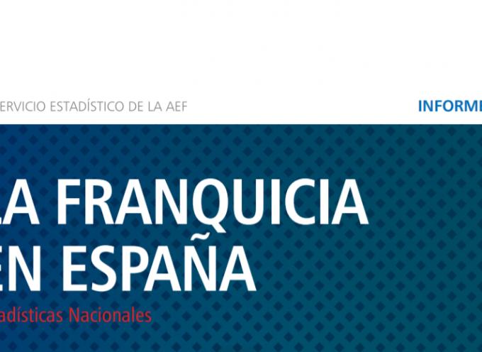 """Informe """"La Franquicia en España 2018"""""""