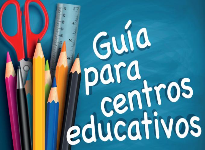 De Especial Interés para Centros Educativos y Docentes: Guía para Centros Educativos de la Agencia Española de Protección de Datos
