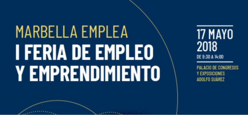 La I Feria de Empleo y Emprendimiento de Marbella prevé generar más de 2.000 puestos de trabajo | 17 de mayo de 2018