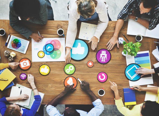 La gestión de redes sociales y el marketing digital fueron los proyectos más solicitados por los españoles en 2017