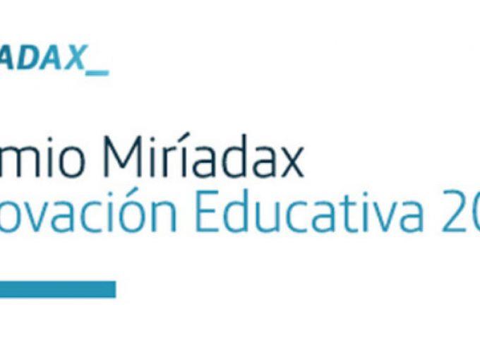 Miríadax convoca los premios 'Innovación Educativa en MOOCs 2018' | Plazo 07/05/2018