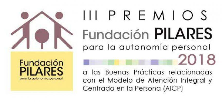 Premios Fundación Pilares para la autonomía personal