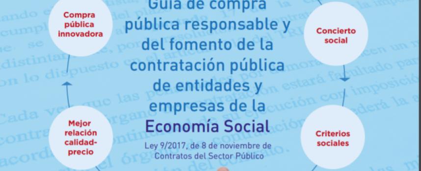 CEPES edita una Guía de Compra Pública Responsable desde la perspectiva de la Economía Social