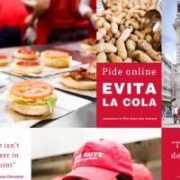La cadena de hamburguesas Five Guys contratará 35 personas en Valencia