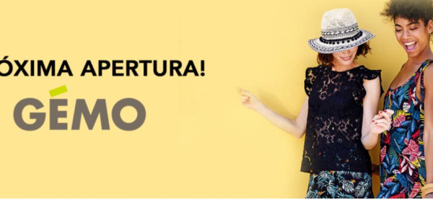 La tienda de moda GÉMO abrirá sus puertas próximamente en Imaginalia #Albacete