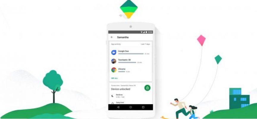 Family Link: App de gestión de uso de Android para familias