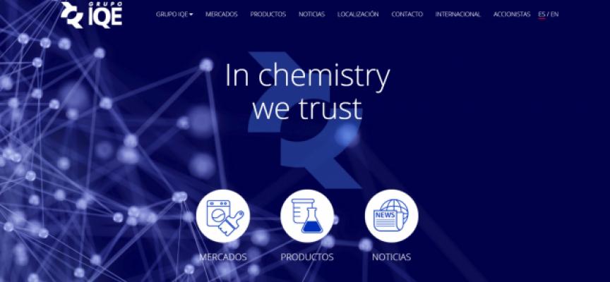 Industrias Químicas del Ebro crea empleo en una nueva planta en Zaragoza