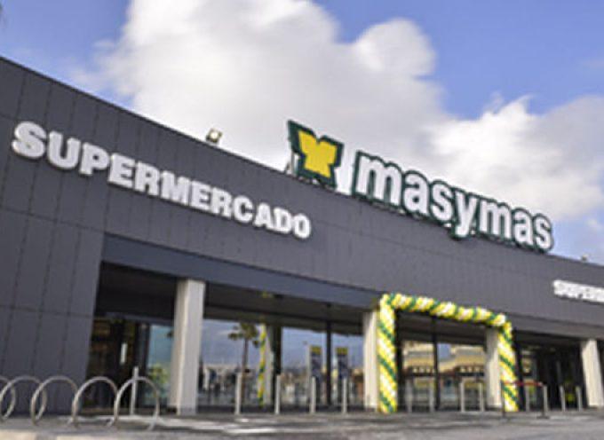 Supermercados Mas busca 200 dependientes para sus tiendas en Andalucía y Extremadura
