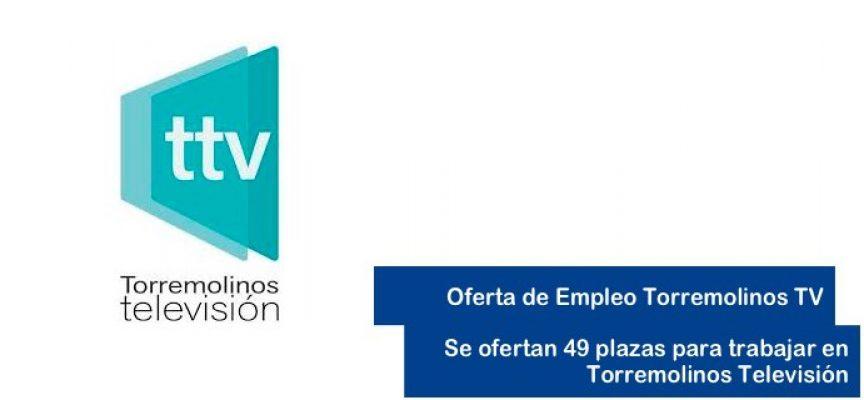 Empleo en Torremolinos Televisión | Plazo 3 de julio 2018