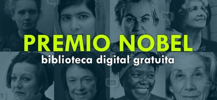 60 Libros PDF De Mujeres Que Ganaron El Premio Nobel