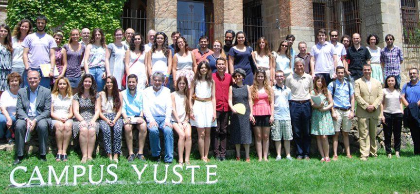 230 becas para los cursos del programa Campus Yuste | Plazo 18 de junio de 2018