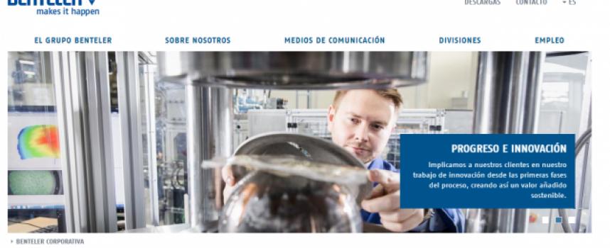 Benteler creará 175 empleos en su nueva planta de automoción de Mos