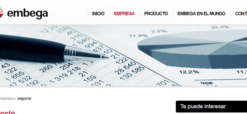 Embega, la empresa del Grupo Mondragón creará empleo en Navara