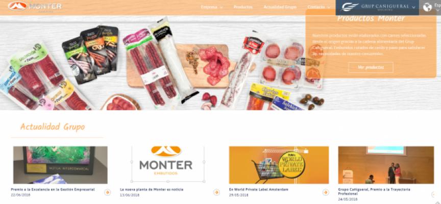 El Grupo Monter creará 100 empleos en la nueva planta de Besalú