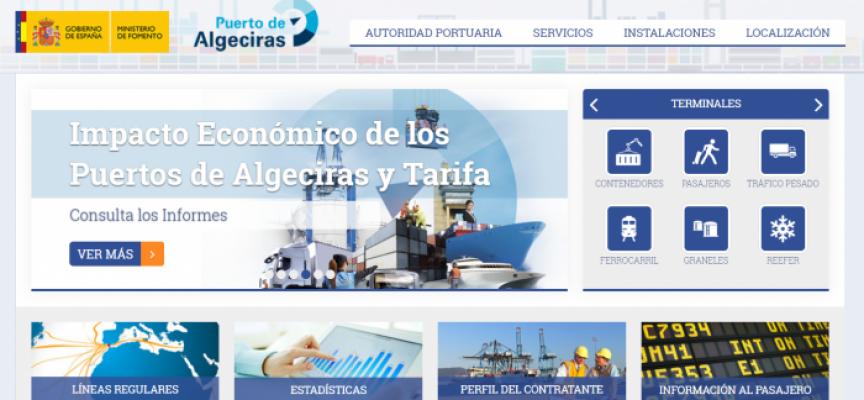 El Puerto de Tarifa genera 1.577 empleos directos e indirectos